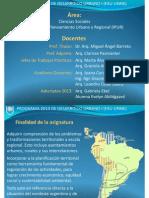 Presentación Programa 2013