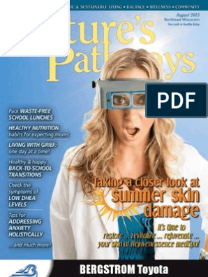 Nature S Pathways Aug 2013 Issue Northeast Wi Edition