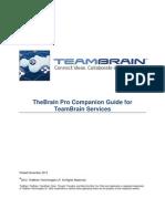 TeamBrain User Guideijoijoij