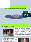 PPT COMUNICACIÓN EFICAZ