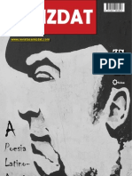 Samizdat 37 - A Poesia Latino-Americana