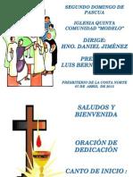 Culto 07-04-13