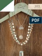 Jewel Kade Catalog Fall/Winter 2013 Mindy.jewelkade.com