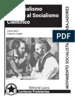 Del socialismo utópico al socialismo científico - F. Engels.pdf