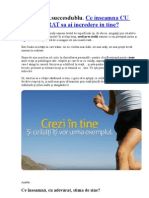 Nascuti pentru a alerga – de ce reusesc unii oameni sa alerge