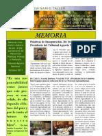 Revista Especializada Fortalezas y Debilidades de una futura Jurisdicción Agroambiental