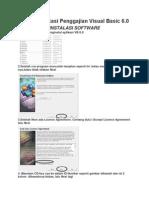 Totorial Aplikasi Penggajian Visual Basic