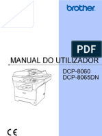 Manual Brother DCP 8065DN
