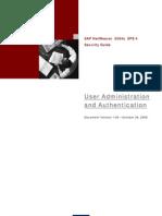 IDM SAP User naintenance