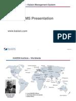 KMS Presentation