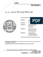 Dive Manual Rev 6 With Chg A