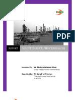 Parco Maintenance Process