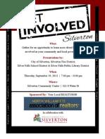 Get Involved Silverton