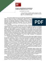97 - CONSULEX - Revisitando a Lei de Recuperação de Empresas
