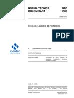 NTC1500 FONTANERIA