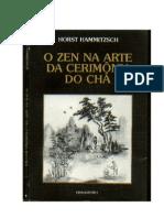 Hammitzsch, Horst - O Zen na Arte da Cerimônia do Chá