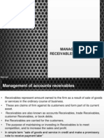 receivables and payables management