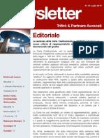 Newsletter T&P N°70