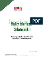 Planungsleitfaden Solar
