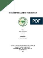 Cover Referat Rkp