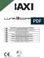 Baxi Luna Comfort Manual