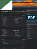 Blender 3D Manual 2.48a