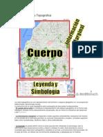 Estructura Carta Topográfica