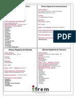 Modulo De Licencias Pdf Mexico Unrest