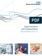 Organ Donation and Transplant Numbers
