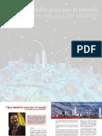 Folleto de Internacionalización de Medellín - ACI (Agencia de Cooperación e Inversión de Medellín y el Área Metropolitana