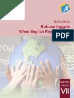 Buku Guru Kurikulum 2013 Kelas 7