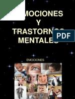 Las Emociones y Transtornos Mentales