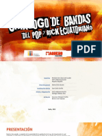 Catalogo Deb and as Del Pop y Rock Ecuador