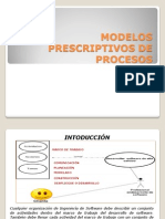 Sesión 2 - Modelos Prescriptivo de Proceso