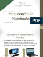Manutenção de Notebooks aula 1 e 2