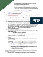 Team Parent Fall 2013 Intro Letter