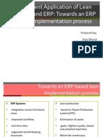 ERC Presentation