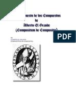 Alberto el Grande - El compuesto de los compuestos [Libros en español - alquimia]