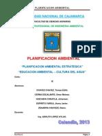 Oficial. Planificacion Estrategica Ambiental