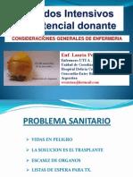 Mantenimiento Del Potencial Donante Entre Rios Argentina