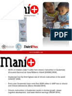 MANI+Presentacion ENGLISH July 2013