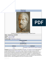 Biografia Aristotel