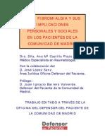 Libro Fibromialgia Defensor Paciente