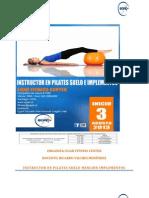 Ficha Técnica Pilates II Semestre 2013 PDF