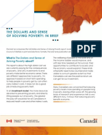 dollars and sense of poverty