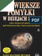 Hans-Joachim Zillmer - Największe pomyłki w dziejach Ziemi.pdf