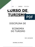 Apostila - Economia Do Turismo