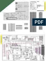 Diagrama Electrico 330 - 336d Excavadora Caterpillar