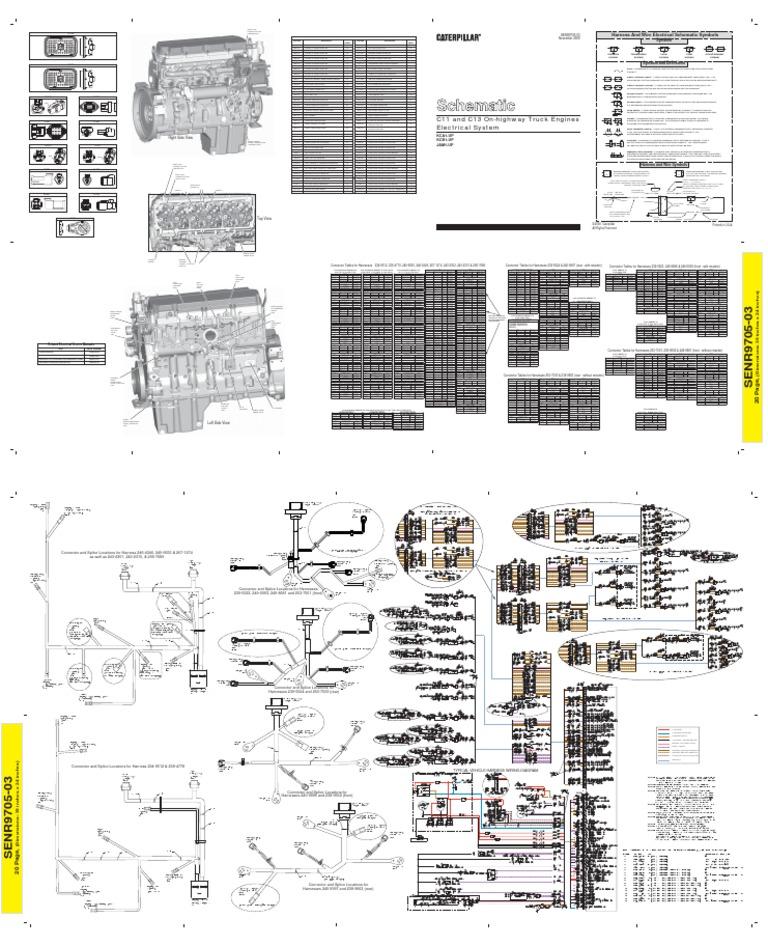 Cat C12 Diagram - Wiring Diagrams Place