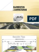 61461713 Elementos Geometricos de Carreteras